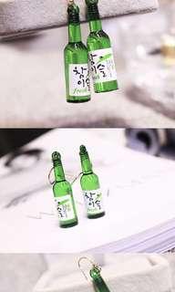 soju hook earrings Pre-Order