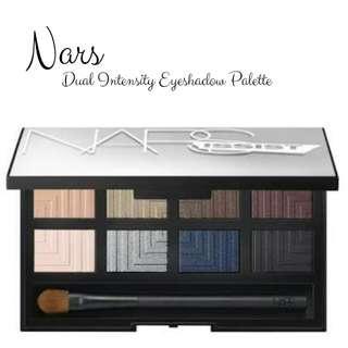 Authentic NARS Dual Intensity Eyeshadow Palette