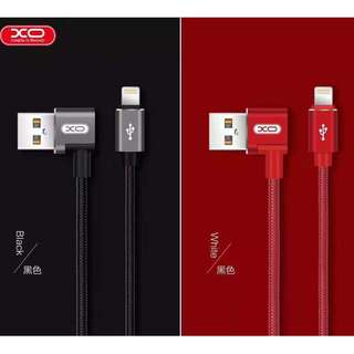 XO NB31 Elbow Alloy Pull-resistant Pull Wire lightning cable