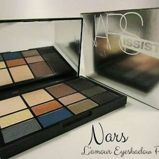 Authentic NARS L'amour Eyeshadow Palette