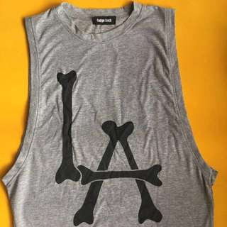 Fudge Rock tank tops