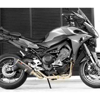 Devil Exhaust Systems Singapore Yamaha MT-09/MT-09 Tracer 2013 - 2018 Ready Stock ! Promo ! Do Not PM ! Kindly Call Us !