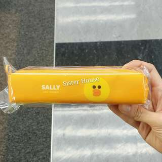 (包郵)🇰🇷LINE Friends Sally Pen Case 莎莉筆袋