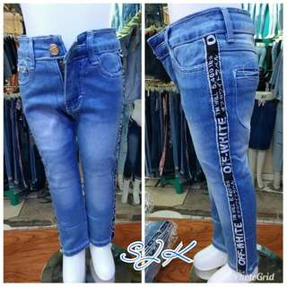 Jeans ketceh anak