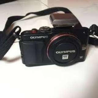 Olympus Epl 6 used body only