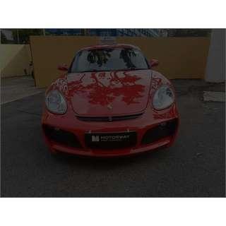 Porsche Cayman PDK Auto 2.7