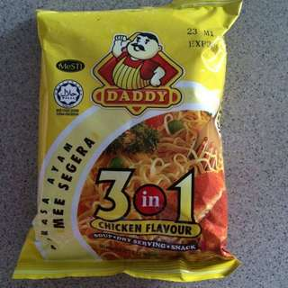 3 in 1 Daddy Mee