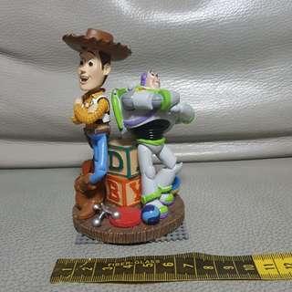toys story 反斗奇兵 胡廸巴斯 搖頭裝飾