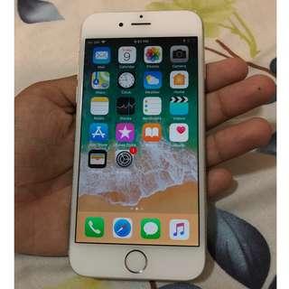 iPhone 6 - Silver 64GB
