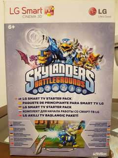 Skylanders Battlegrounds: Spyro's Adventure