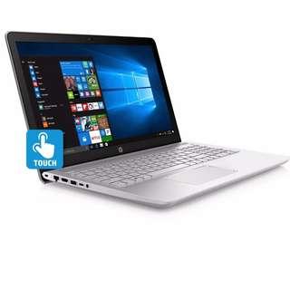 HP Gaming 15.6 TouchScreen 12GB Laptop AMD A12-9720P 3.60GHz 1TB