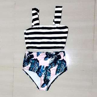 Stripe Summer Bikini/Swimsuit