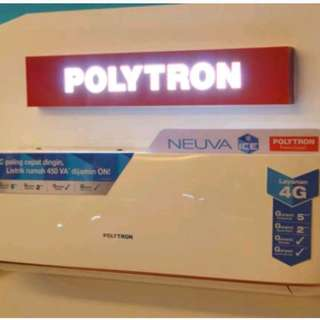 Kredit ac polytron bunga 0%