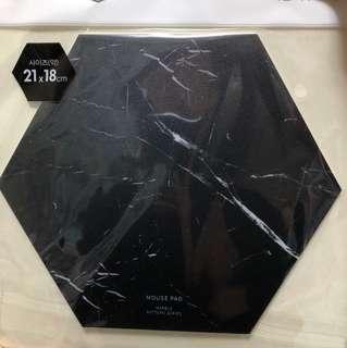 韓國 🇰🇷 雲石款大理石 Mouse Pad