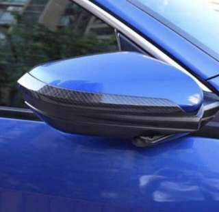 new Honda Civic 2016 2017 Gen 10 CF pattern side mirror glitter