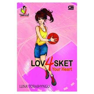 E-BOOK Lovasket #4 Your Heart by Luna Torashyngu