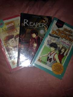 Wattpad Books for Sale!