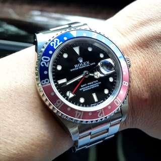 Rolex 16700 GMT Master 1