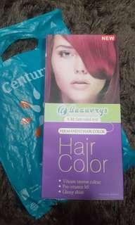 Hair color Beauvrys Splendid red