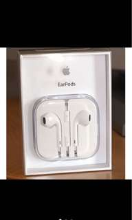 Apple Earpods (Authentic)