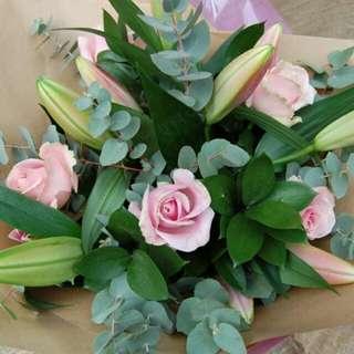 Flower Bouquet∕Hand Bouquet∕Birthday Bouquet∕Anniversary Bouquet∕Proposal Bouquet - 5C7D