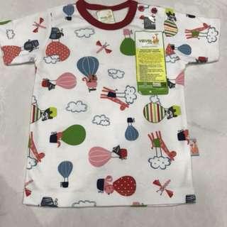 Velvet Baju Kaus