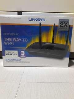 LINKSYS MAX-STREAM