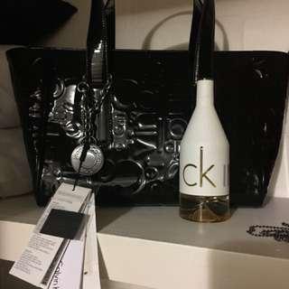 CK BLACK BAG AUTHENTIC (free postage) SALe!!!!!