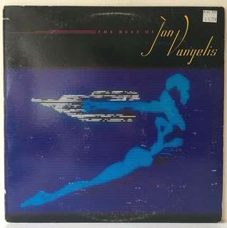 Jon & Vangelis ‎– The Best Of Jon And Vangelis (1984 USA Original - Vinyl is Mint)