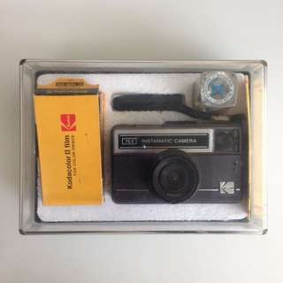 Kodak Instamatic 76X - Vintage Camera - Like New
