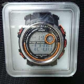 運動手錶 電子錶
