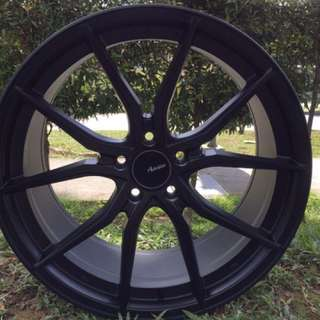 19in PCD 5-112 Flow Forming Forged Rims On Sale