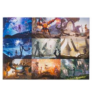 Pokemon Center Exclusive Case included A4 clear file 9 sheets set Fall in the Ultra Beast (Pre-Order)