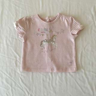 Chicco Baby Girl Top