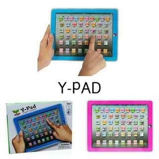 Y pod for kids