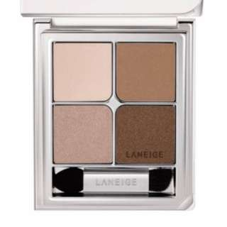 laneige ideal shadow quad in cafe solo