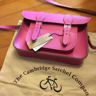 The Cambridge Satchel company leather bag
