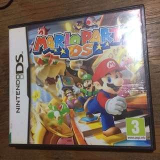 DS Game Mario Party DS