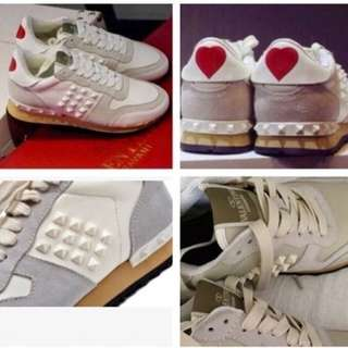 Valentino sneaker (heart)-limited edition