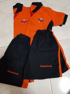 Sweetland Uniform (Size S)