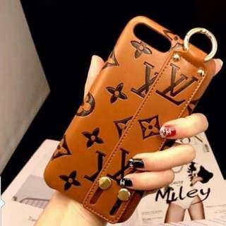 Case iphone lv fashion