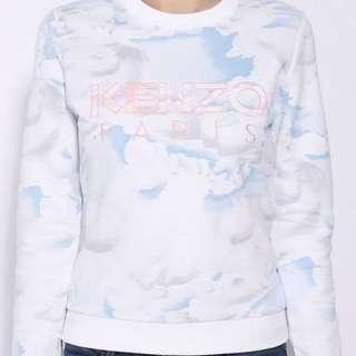 KENZO Cloud Print Sweatshirt