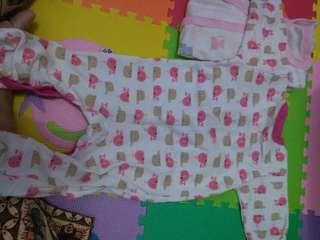 #MakinTebel sleepsuit