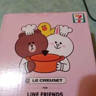 Line Friend1+1