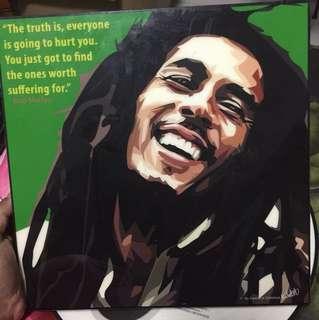 Rihanna & Bob Marley