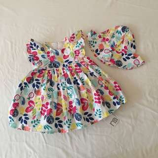 Mothercare Dress Set