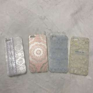 Floral Case for iPhone 5/5s 50 each