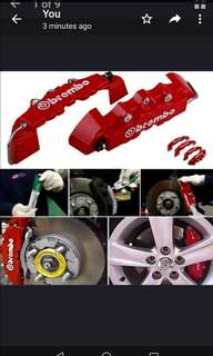 Brembo Brake Caliper Cover for Car