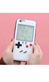 GAMEBOY手機殻  白色IPHONE6/7 全新,現貨💕