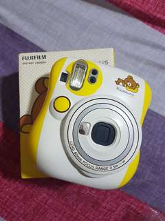 (RESERVED) INSTAX MINI 25 RILAKKUMA